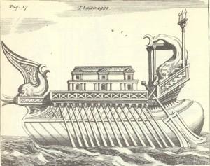 Egyptisch ship